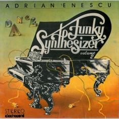 Adrian Enescu - Dance Funky Synthesizer Volume 2 / Vol. 2 (Vinyl) - Muzica Jazz electrecord, VINIL