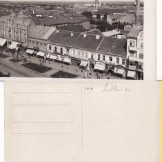 Satu Mare -Piata - Carte Postala Maramures 1904-1918