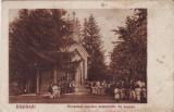 Ok-1383- Romania, Rasinari c.p. necirculata: Mausoleul lui A. Saguna, animat