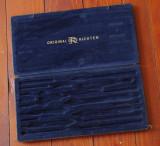 Vintage - Etui - trusa desen arhitectura - Original Richter / Kopernikus XI !!!