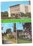 % carte postala (marca fixa)-TELEORMAN-Draganesti Vlasca