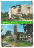 % carte postala (marca fixa )-TELEORMAN-Draganesti Vlasca
