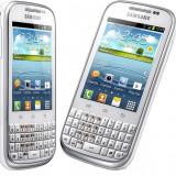 Samsung Galaxy cat GT-B5330 - Telefon Samsung, Alb, 4GB, Neblocat, Single SIM, Single core