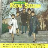 "A. Agemolu_A. Calugareanu_P. Stoian_M. Pislaru - Melodii De Radu Serban (7""), VINIL, electrecord"