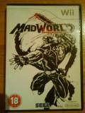 JOC WII MAD WORLD ORIGINAL PAL/ by DARK WADDER, Actiune, 18+, Multiplayer, Sega