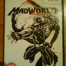 JOC WII MAD WORLD ORIGINAL PAL/ by DARK WADDER - Jocuri WII Sega, Actiune, 18+, Multiplayer