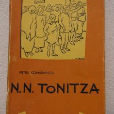 N.N.TONITZA - PETRU COMARNESCU