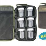 Penar B31 BARACUDA cu 6 recipiente pentru boiles, pelete, pufarini