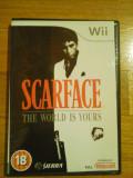 Cumpara ieftin JOC WII SCARFACE THE WORLD IS YOURS ORIGINAL PAL/ by DARK WADDER, Actiune, 18+, Single player, Sierra