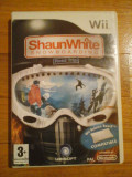 JOC WII SHAUN WHITE SNOWBOARDING ROAD TRIP ORIGINAL PAL/ by DARK WADDER, Sporturi, 3+, Multiplayer, Ubisoft