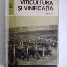 Viticultura si vinificatia / R1S