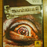 JOC WII MANHUNT 2 ORIGINAL PAL/ by DARK WADDER