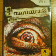 JOC WII MANHUNT 2 ORIGINAL PAL/ by DARK WADDER - Jocuri WII Rockstar Games, Actiune, 18+, Single player