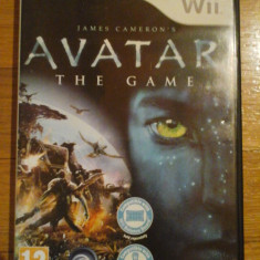 JOC WII JAMES CAMERON's AVATAR THE GAME ORIGINAL PAL/ by DARK WADDER - Jocuri WII Ubisoft, Actiune, 12+, Multiplayer