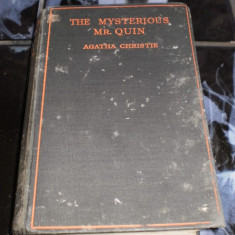 The mysterious Mr Quin - Agatha Christie