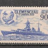 """Franta.1939 Vasul de lupta """"Clemenceau"""" SF.86"""