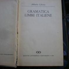 Gramatica limbii italiene - Curs Limba Italiana