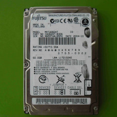 Hard Disk HDD laptop 60GB Fujitsu ATA IDE - DEFECT