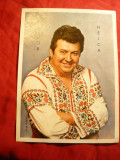 Ilustrata- Fotografie- cu Autograf - Cantaret muzica populara 1986