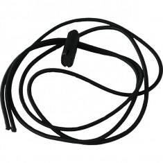 Cordelina elastica de 3mm cu opritor Duraflex