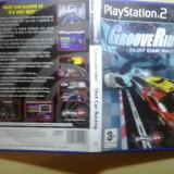 Groove Rider - Slot car racing - JOC PS2 Playstation - GameLand - Jocuri PS2, Curse auto-moto, 3+, Multiplayer