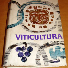 VITICULTURA - T. Martin - Carti Agronomie