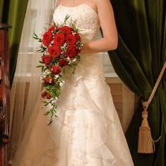 Rochie de mireasa Mirandi marimea 38-40