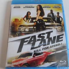 Film Blu-Ray - FAST LANE: KILL FOR SPEED - Nou,Sigilat