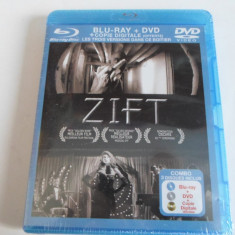 Cumpara ieftin Film Blu-Ray + DVD - ZIFT - Nou, Sigilat
