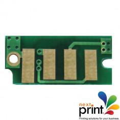 CHIP CYAN 106R01601 compatibil XEROX PHASER 6000, PHASER 6010, WORKCENTRE 6015 - Chip imprimanta