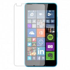 Folie Microsoft Lumia 640 Nokia Transparenta - Folie de protectie Nokia, Lucioasa