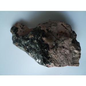 Floare mina Rhodocrosit