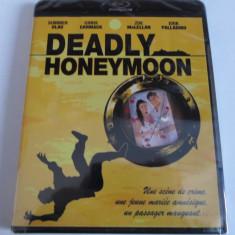 Film Blu-Ray - DEADLY HONEYMOON - Nou, Sigilat - Film comedie, Franceza