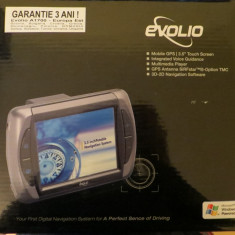 GPS Evolio A1700