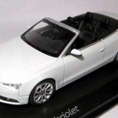 NOU! NOREV Audi A5 2015 cabriolet 1:43 - Macheta auto