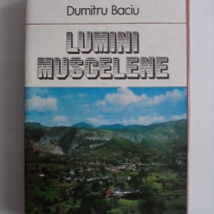Lumini Muscelene  /Dumitru Baciu   / R5P1S