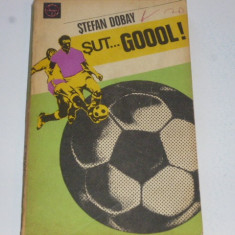 """Carte fotbal - """"Sut...goool"""" de Stefan DOBAY"""