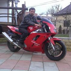 Yamaha fzr 1000 exup - Motocicleta Yamaha