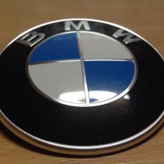 Vand Emblema Capota Originala BMW Model Nou Seria 1, 3, 5, 7, GT, F20, F21, F32, - Embleme auto