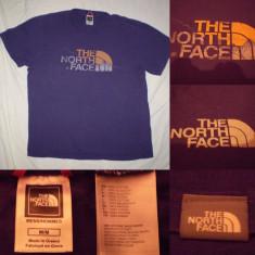Tricou The North Face M barbati : bluza polar fleece tura munte drumetie - Imbracaminte outdoor, Marime: M