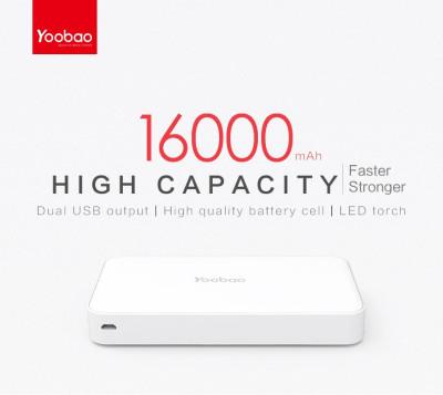 Baterie Externa Apple Samsung HTC LG SONY Huawei Nokia PSP 16000mAh by Yoobao foto