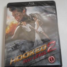 Film Blu-Ray - HOOKED 2: NEXT LEVEL - Nou,Sigilat