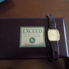 Exceed by Citizen - aur,  ceas de lux