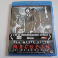 Film Blu-Ray - MACBETH - Nou,Sigilat