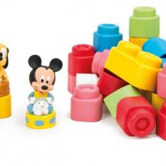 Set joaca Clemmy Baby - Disney Punga cu Cuburi - 14831 - Jucarie pentru patut Clementoni