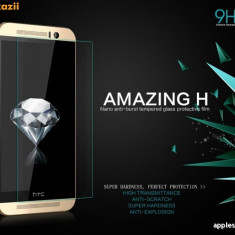 Geam HTC One M9 Tempered Glass 0.3mm by Yoobao, Lucioasa