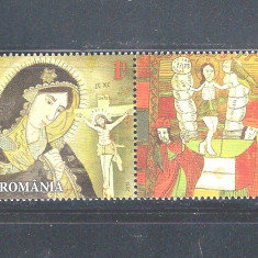 ROMANIA 2015 - SFINTELE PASTI - VINIETA 2 - LP  2059