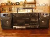 Radiocasetofon sony