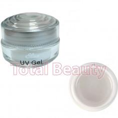 Gel Constructie Unghii UV Sina Deluxe 15 ml Clear - Gel UV Transparent - Gel unghii Sina, Gel de constructie