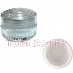 Gel Constructie Unghii UV Sina Deluxe 15 ml Clear - Gel UV Transparent - Gel unghii Sina, Gel de constructie